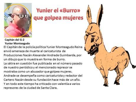 yunior el burro