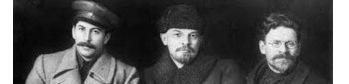 stalinlenintrotsky
