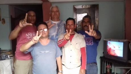 Reciben taller de lucha No-vIolenta militantes del FANTU en Cienfuegos (Copy)