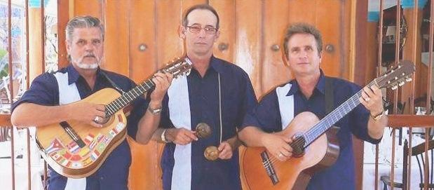 Trio Villa Blanca
