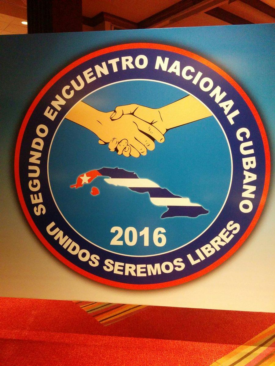 Segundo Encuentro Cubano puerto rico 12 al 15 agosto