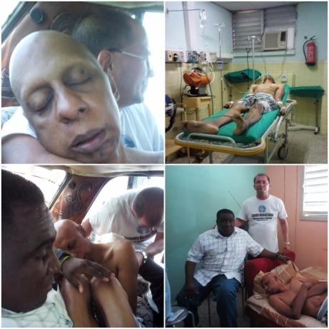Fariñas al hospital tras un desmayo