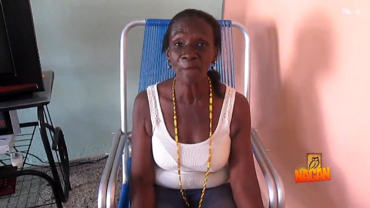 Madre pide libertad para su hijo preso en Cuba, #AlberticoManso