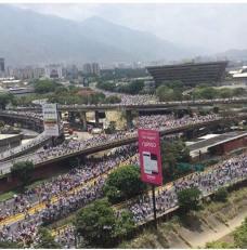 protestas en venezuela3