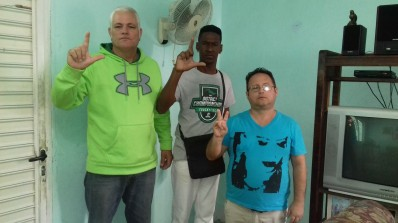Se reunieron militantes del FANTU en Cienfuegos (Copy)